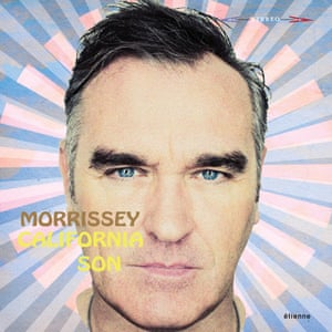 California Son, a covers album by Morrissey.