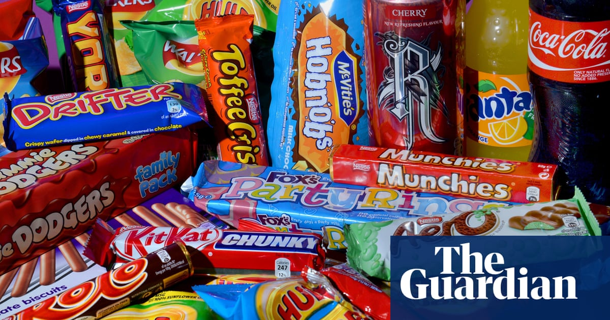 Crisps, chocolate and cheese worst offenders for recycling - The Guardian