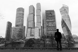 Moscow, Hero City Monument