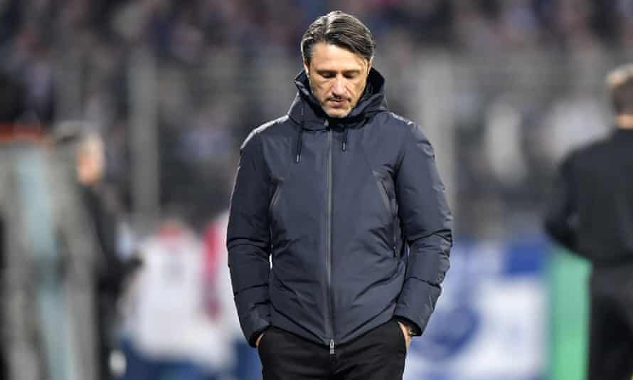 'Our team won the championship, the DFB Cup and the Supercup,' said Niko Kovac. 'It was a good time.'