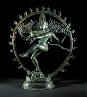 Shiva Nataraja, Lord of the Dance.