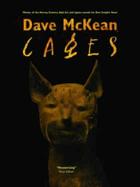 Cages, by Dave McKean