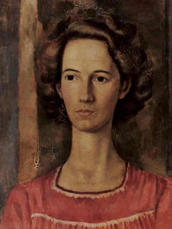 Portrait of Tirzah Ravilious, 1944.