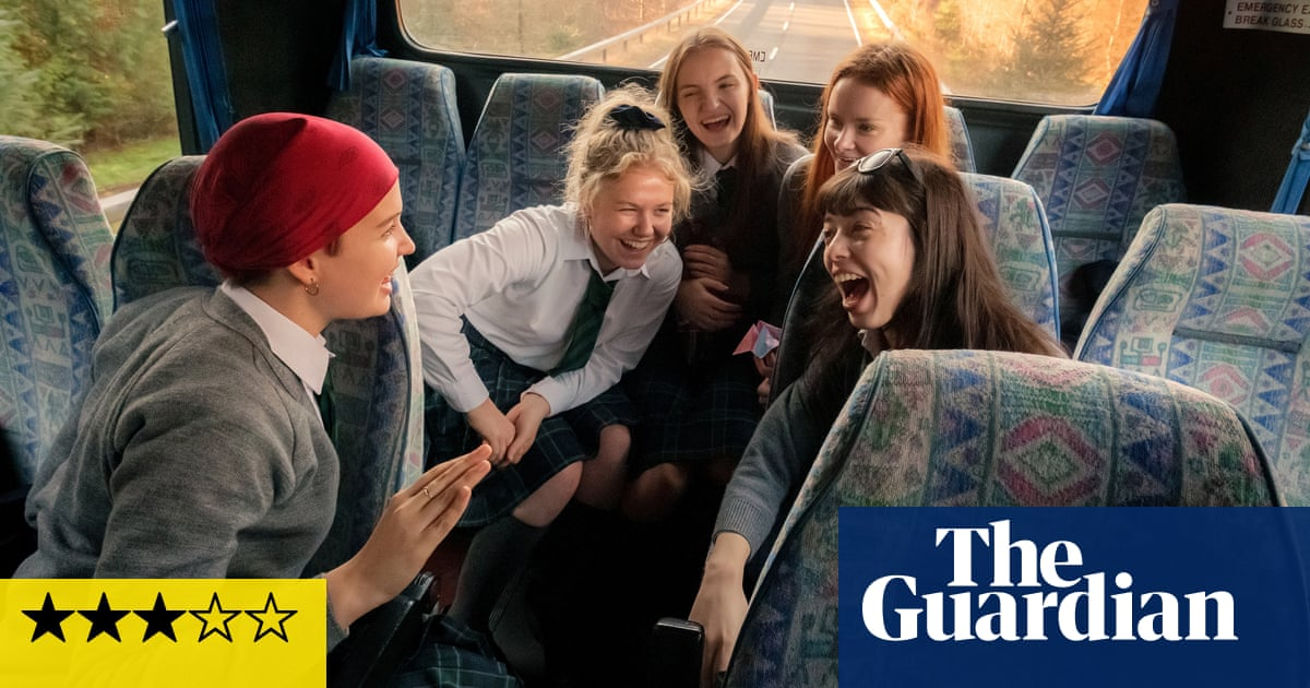 Our Ladies review – boisterous comedy of schoolgirl errors