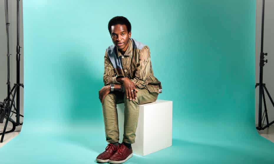Kayo Chingonyi: 'A lot of what I write is embedded in my wanting to share enthusiasms.'