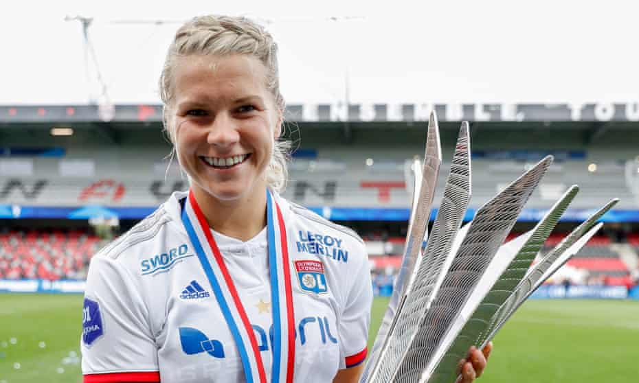 Ada Hegerberg is set to miss the rest of the season.