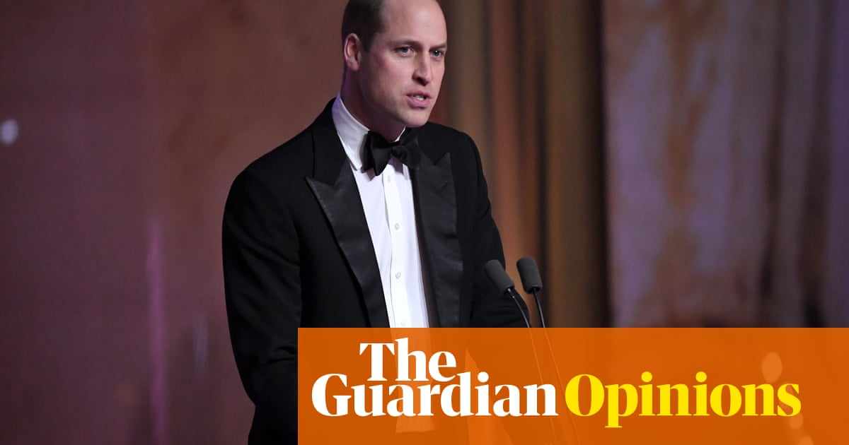 Prince Williams Baftas tirade was insultingly misdirected–he should resign as its president | David Cox