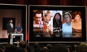 Many have called for a boycott of the Oscars over lack of diversity.