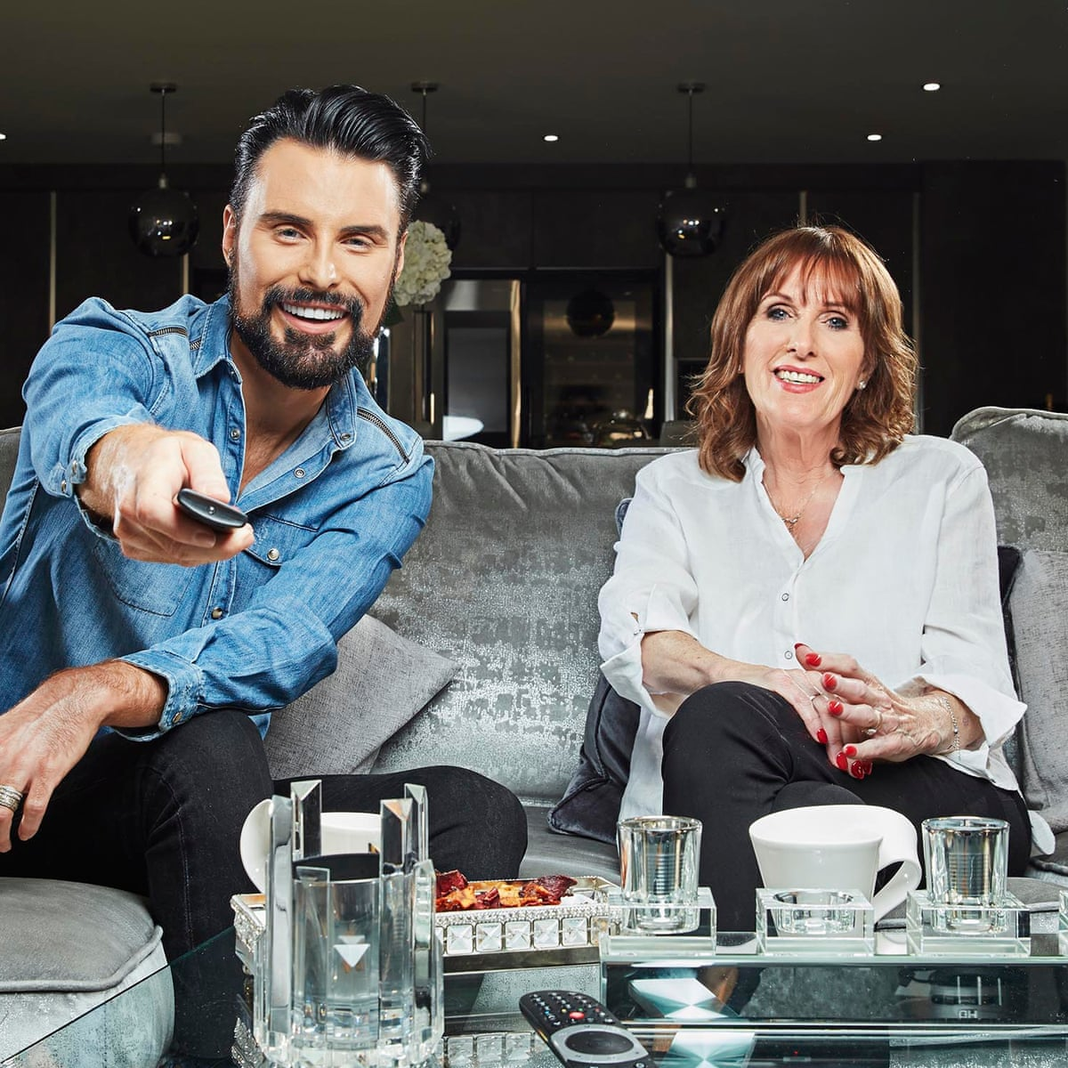 Why Rylan and his befuddled mum are the saviours of Celebrity ...