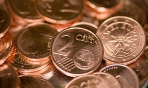 Prices across the single currency region were flat in October.