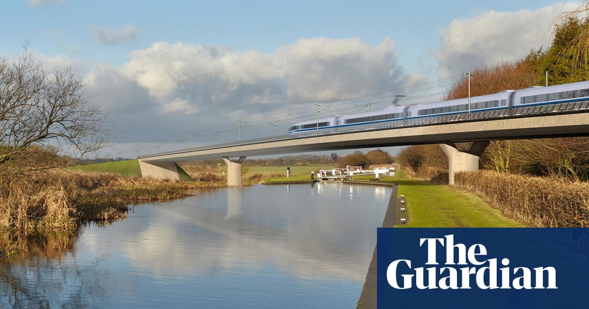 Next prime minister will commit to crucial HS2, says Greg Clark