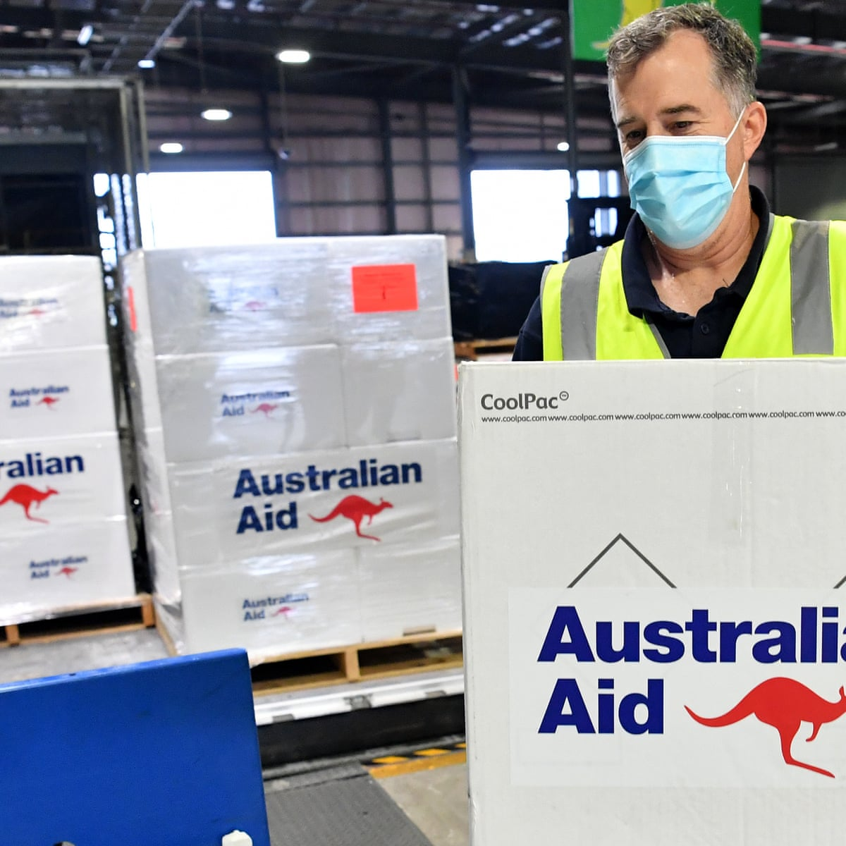 Australia Should Consider Giving More Astrazeneca Vaccine To Png Key Covid Adviser Says Vaccines And Immunisation The Guardian