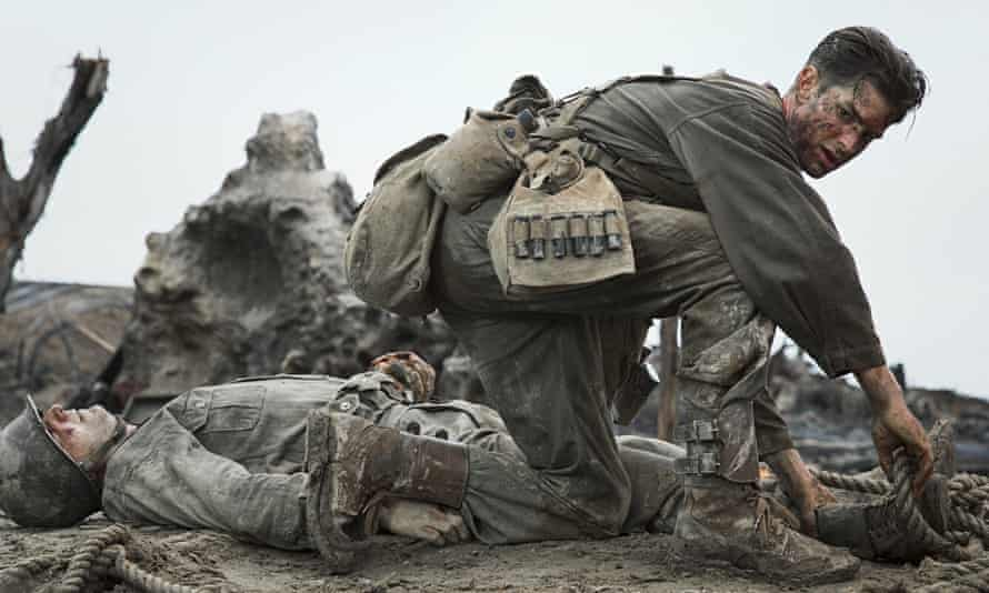 On The Real Hacksaw Ridge A Voice Is Heard Beware The Fake Glamour Of War Japan The Guardian