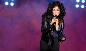 Stephanie J Block in The Cher Show