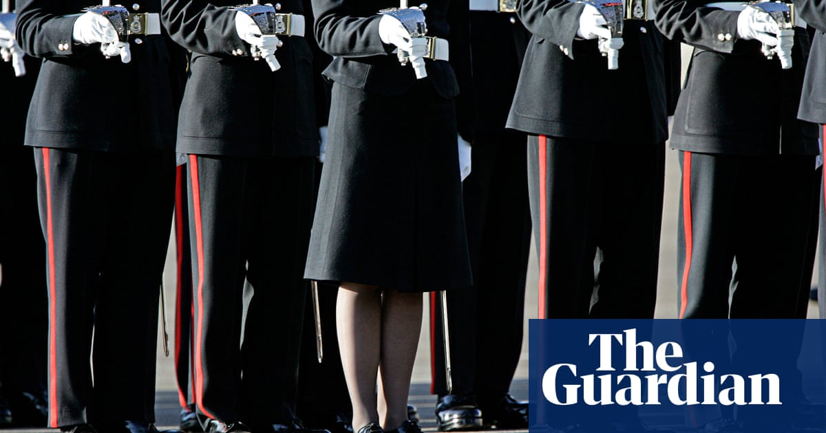 Revealed: scale of abuse and sexual harassment of women in UK military