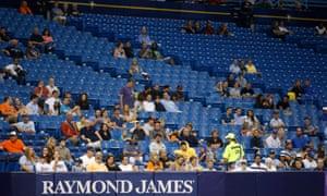 Tampa Bay Rays attendance