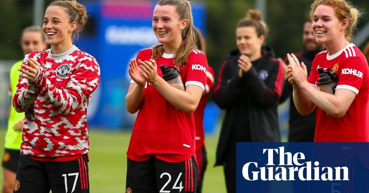 Women's Super League 2021-22 previews No 9: Manchester United