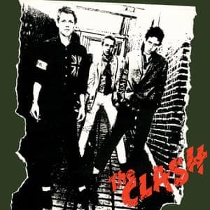 The Clash debut album