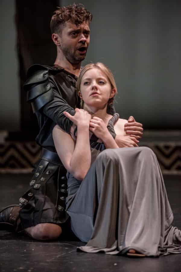 Owen Willetts and Rowan Pierce in Lucio Papirio Dittatore at Buxton Opera House.