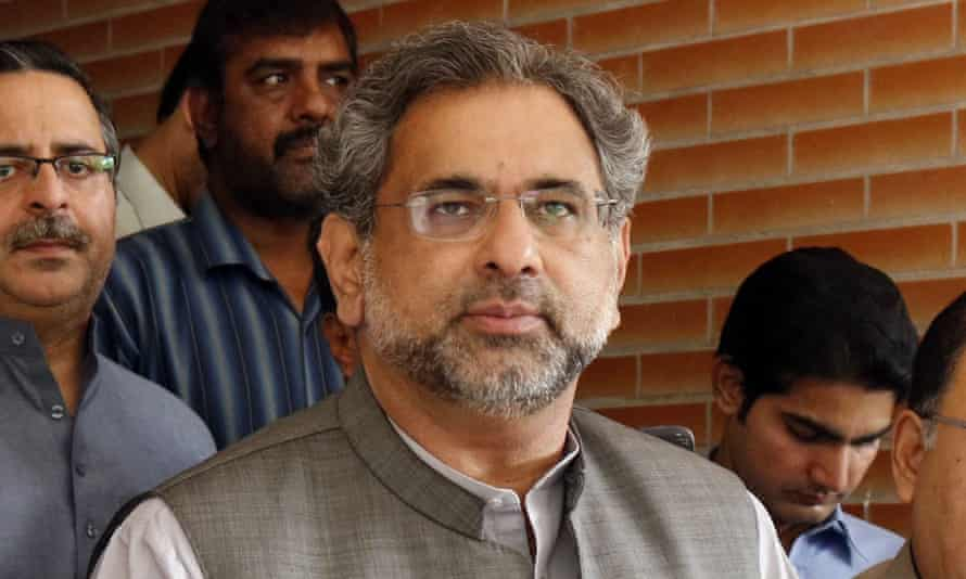 Shahid Khaqan Abbasi expressed confusion over US threats to cut funding.