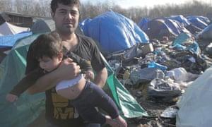 Dunkirk refugee camp