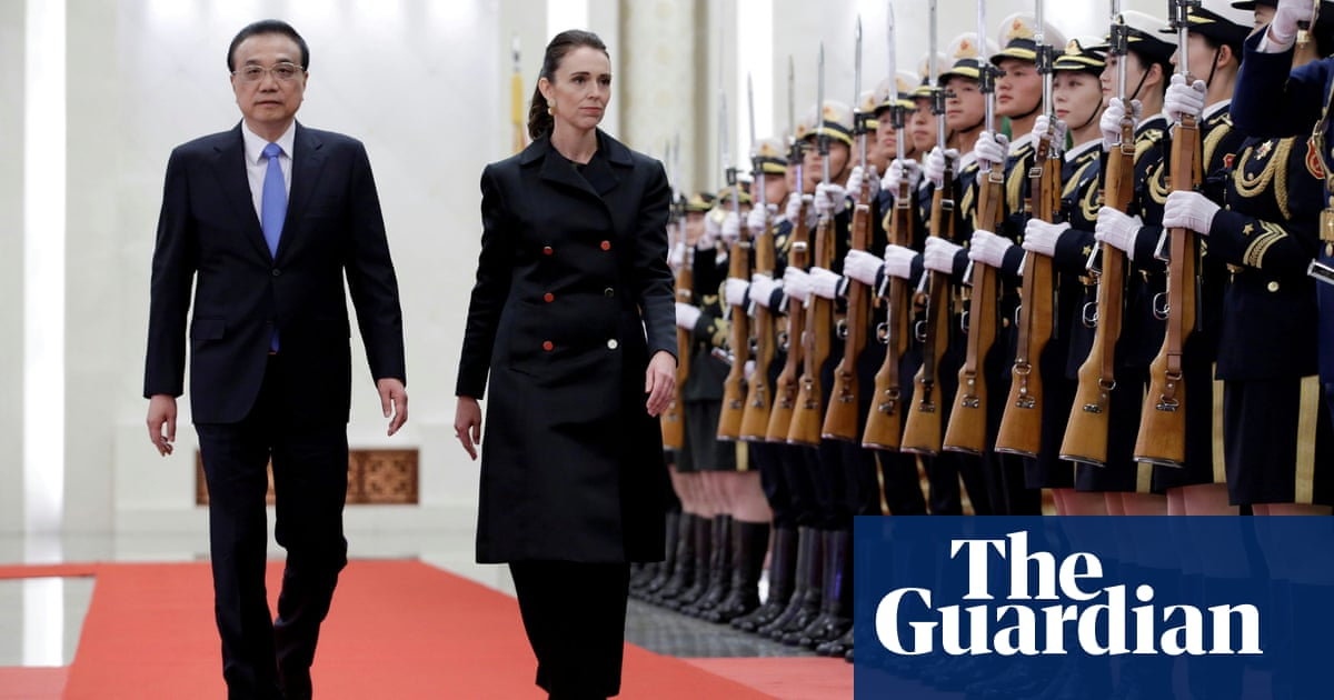 New Zealand's differences with China becoming 'harder to reconcile' Jacinda Ardern says – The Guardian