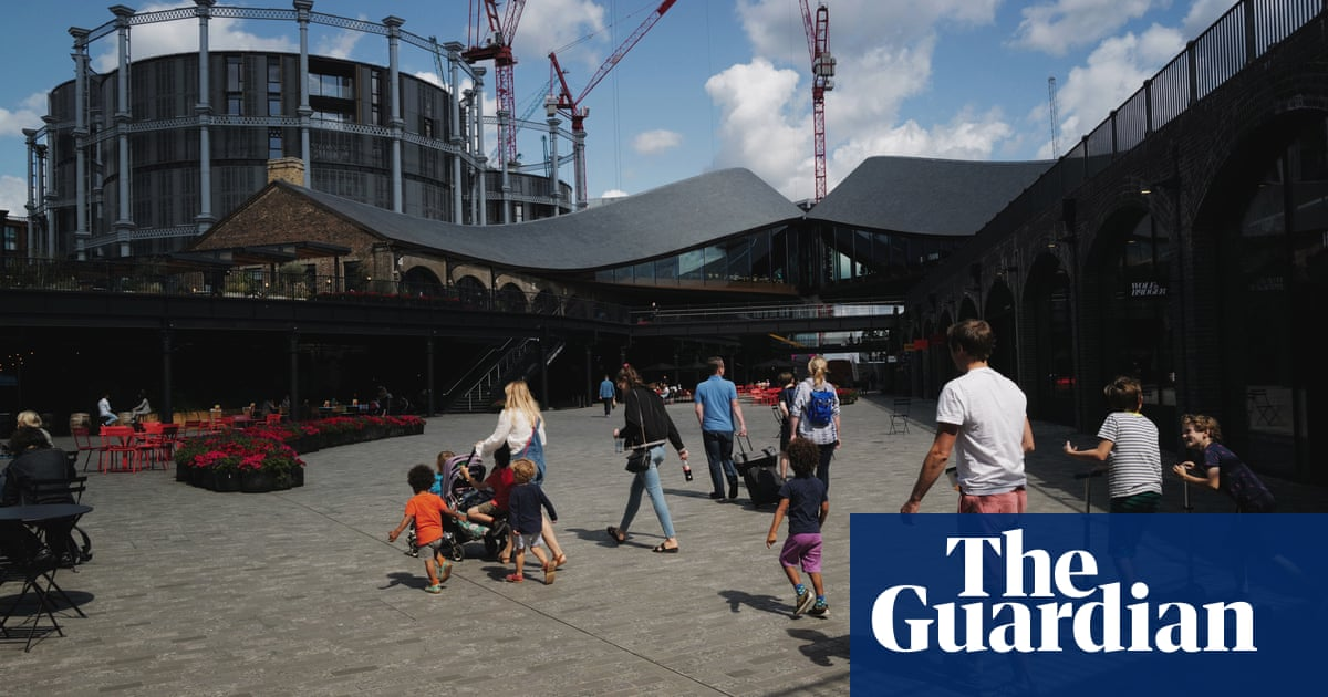 London mayor writes to King's Cross owner over facial