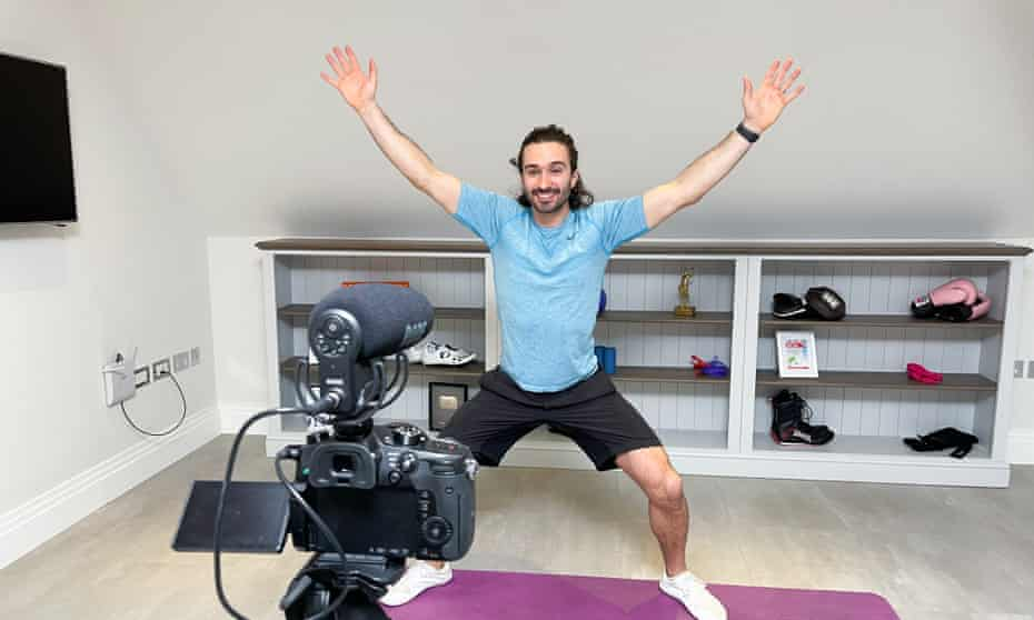 Learn from Joe … social media star Joe Wicks could teach children about the future of work.