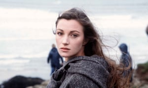 Jane Seymour on the set of Jamaica Inn in 1982. The actor says she was threatened by 'Hollywood's most powerful man' after she rejected his advances.