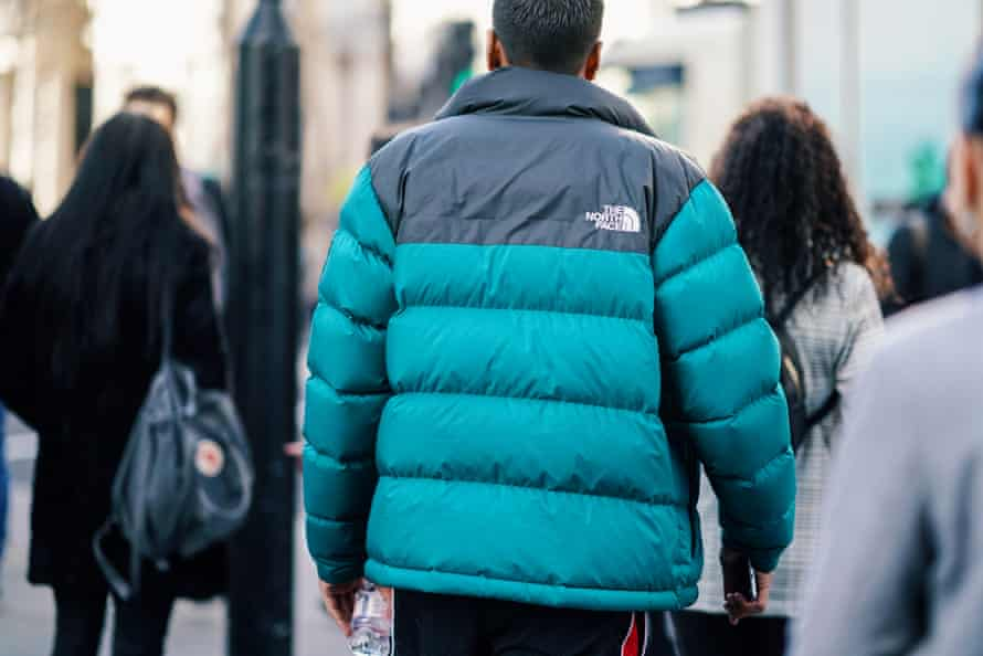 The North Face's bestselling Nuptse coat
