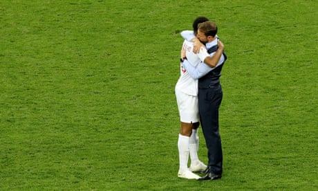 'We don't stop here': England players react to their World Cup exit