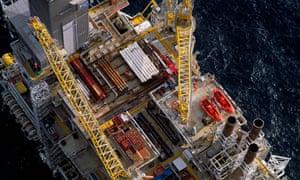 Stavanger oil rig