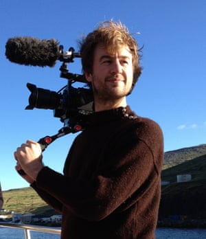 'We'd earned our stripes' … film-maker Mike Day.
