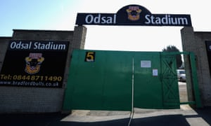 The Bradford Bulls were placed in administration to protect the club from a winding-up petition brought by HM Revenue and Customs for unpaid taxes.
