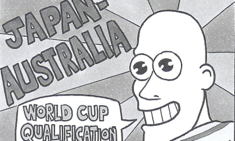 David Squires on ... the Socceroos' trip to face Japan
