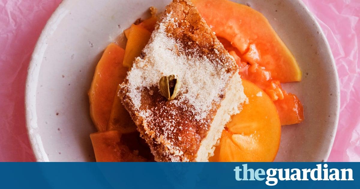 Papaya Cake Recipe Uk