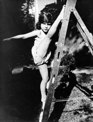 Judith Kerr as young girl, 1929