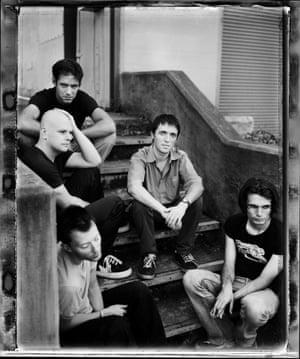 Radiohead in 1997.