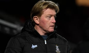 Stuart McCall, the Bradford manager.