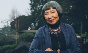 'Memoir is unvarnished. In fact, too much so in this case': Amy Tan photographed at home in Sausalito, California.