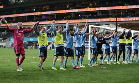 Sydney FC's sky blue thinking helps crack code to consistent A-League success   Jonathan Howcroft