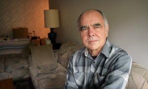 Ron Jordens is facing eviction from his rent-controlled apartment block in Mount Pleasant.
