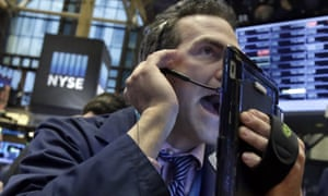 Fears grow of repeat of 2008 financial crash as investors