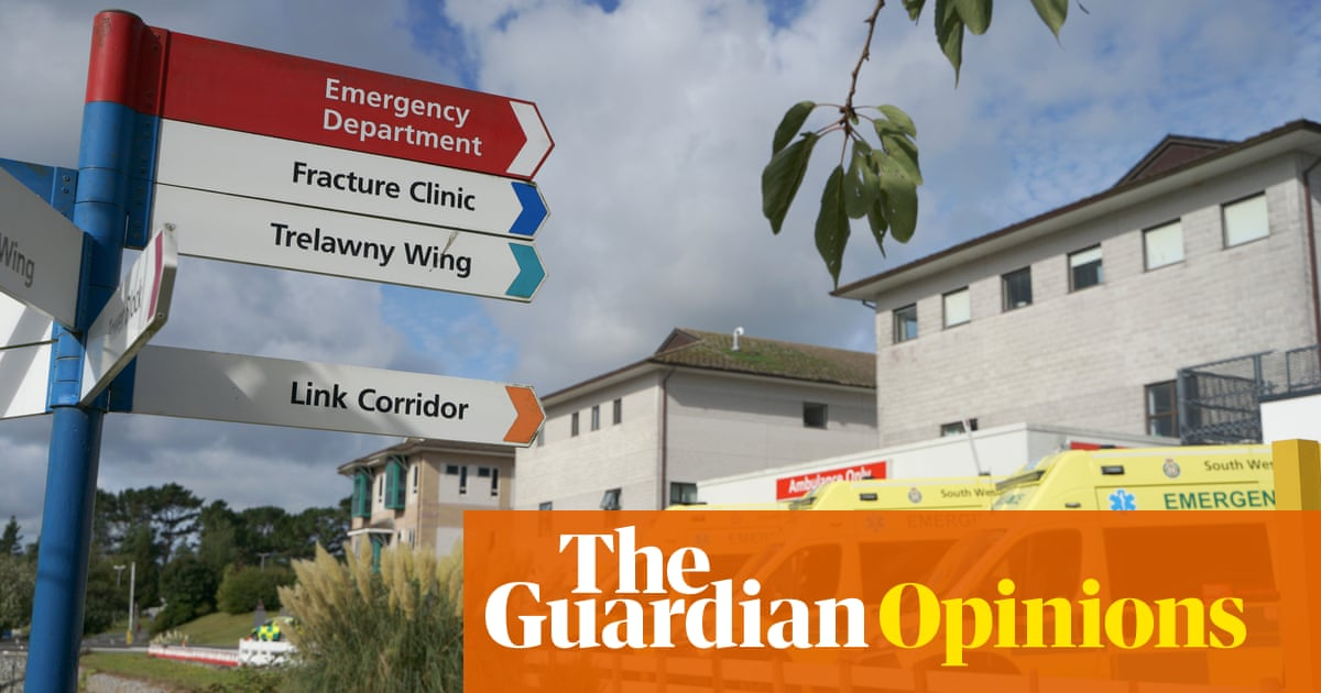 The NHS leads the world in green healthcare. But it faces a political roadblock