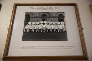 The so-called Blackrock College 'Dream Team' that won the Schools Cup in 1996 which had five players who became full Irish internationals including Leo Cullen and Brian O'Driscoll.