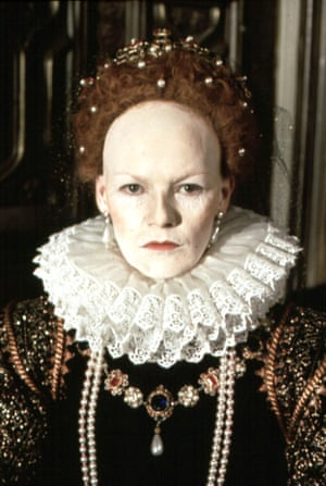 Long to reign over us: as Queen Elizabeth I in Mary, Queen of Scots in 1971.