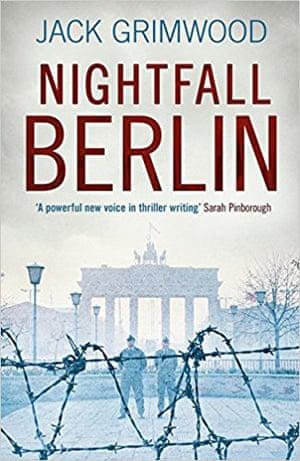 Nightfall Berlin by Jack Grimwood