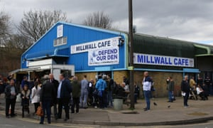 millwall cafe