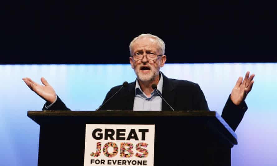 Labour leader Jeremy Corbyn says his party will oppose the government's welfare plans.