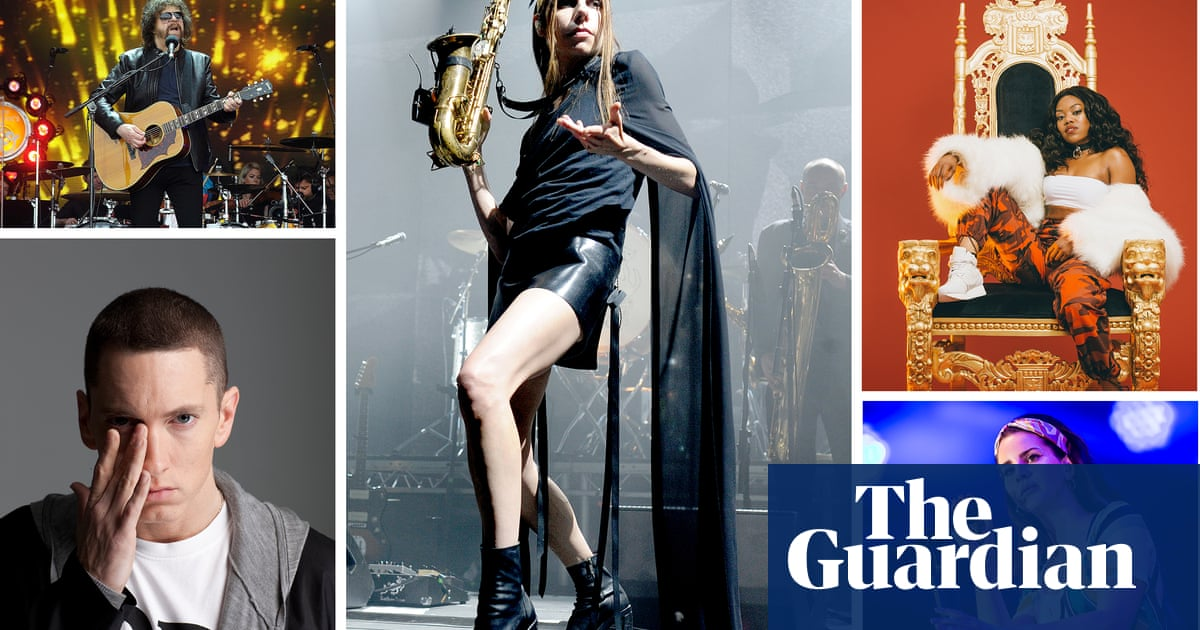Summer 2017's hottest pop: with Guns N' Roses, Nas, Haim